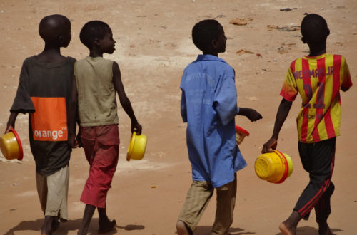Article : les talibés au Sénégal